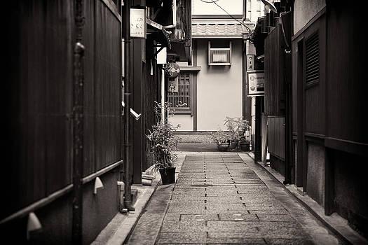 Edo Walkway by Brad Brizek
