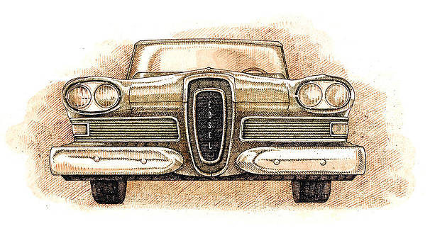 Edsel by Dan Nelson