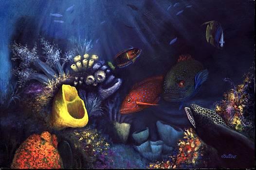 Eel by Lynn Buettner