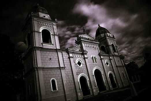 Eerie Church by William Shevchuk
