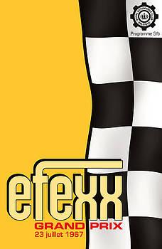 Georgia Fowler - Efexx Grand Prix 1967