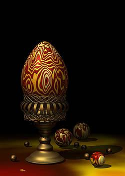 Hakon Soreide - Egg and Marbles