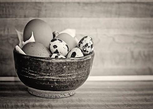 Heather Applegate - Egg Bowl BW