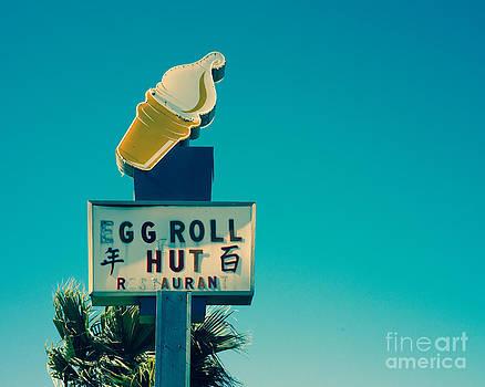 Sonja Quintero - Egg Roll Hut Vintage Sign