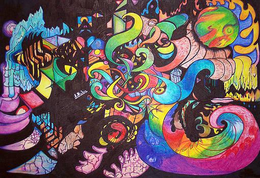 Ego by Andrew Norris Thompson