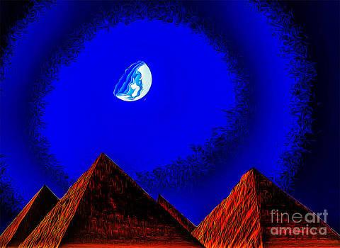 Algirdas Lukas - Egypt Moonlight