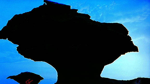 Colette V Hera  Guggenheim  - Egypt Nature Formation