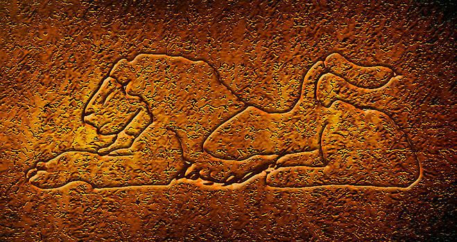 Egyptian Air by Persephone Artworks