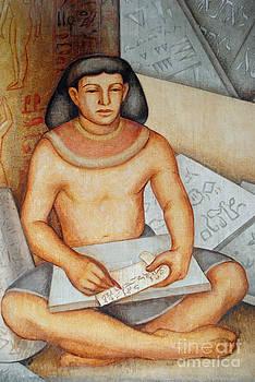Jost Houk - Egyptian Hyroglifics