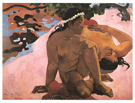 Paul Gauguin - Eh quoi es-tu jalouse