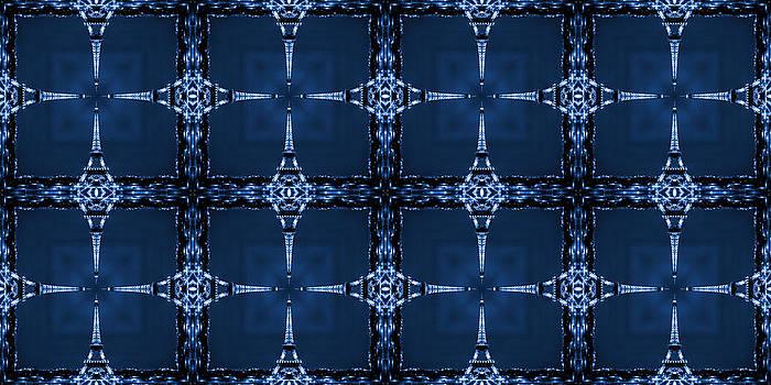 Eiffel Art 28a by Mike McGlothlen