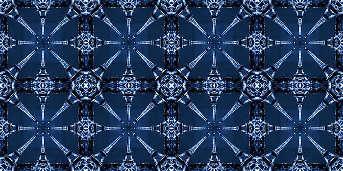 Eiffel Art33a by Mike McGlothlen