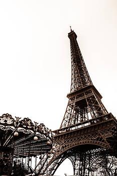 Georgia Fowler - Eiffel Carousel Toned