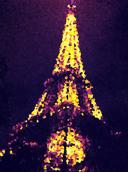 Eiffel Tower by Ashley King