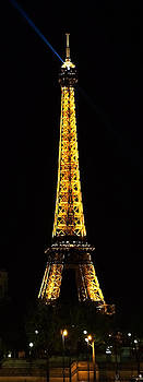 Eiffel Tower Luminance by Kirk Strickland