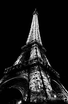 Eiffel Tower Paris by Kamgeek Photography