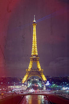 Joshua McDonough - Eiffel Tower Texture