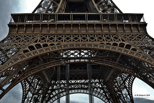 Allen Sheffield - Eiffel Tower - The Forgotten Names