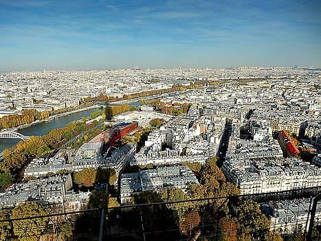 Eiffel02 by Gerald Greenwood