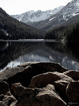Sandy Rubini - Eight Mile Lake No. 3