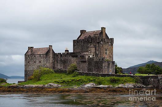 Eliza Donovan - Eilean Donan Castle