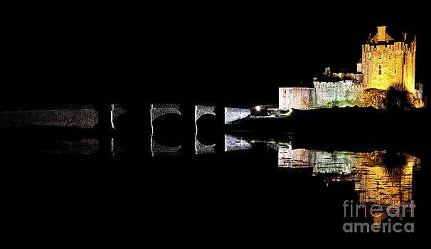 Eilean Donan by Roddy Atkinson