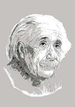 Einstein by Chris Greenwood