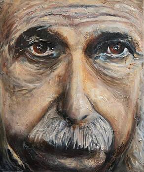 Einstein  by Chuck Gebhardt