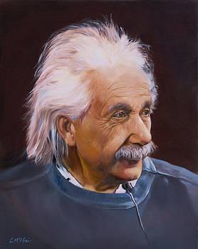 Einstein by Loretta McNair