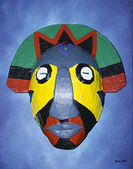 Eja Mask by Charles Smith