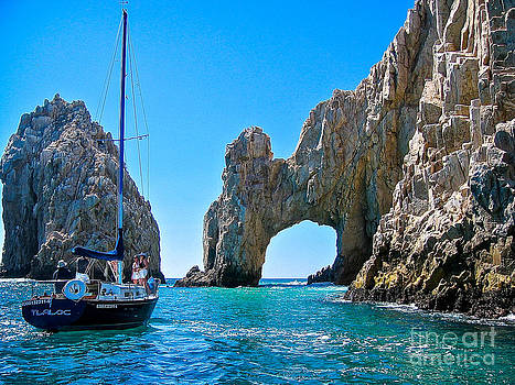 El Arco - Cabo San Lucas by Amy Fearn