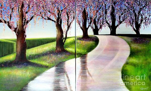 El Camino De La Vida-1 by Carmen Junyent