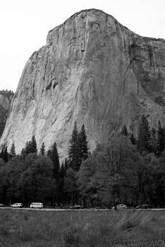 El Cap by Abbott Moses