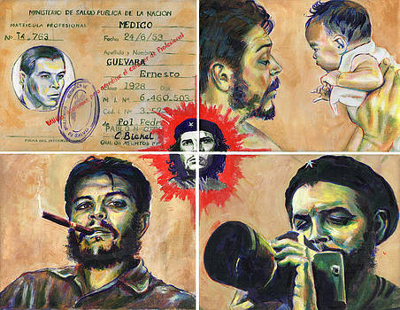 El Che by Charles  Bickel
