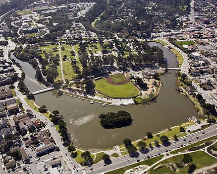 El Estero Park in Monterey by Neal Martin