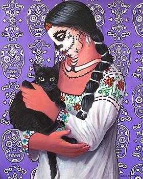 El Gato Negro by Susan Santiago