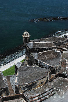 George D Gordon III - El Morro from Above