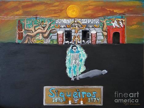 El Muralista Vive en Todos by Visual Renegade Art