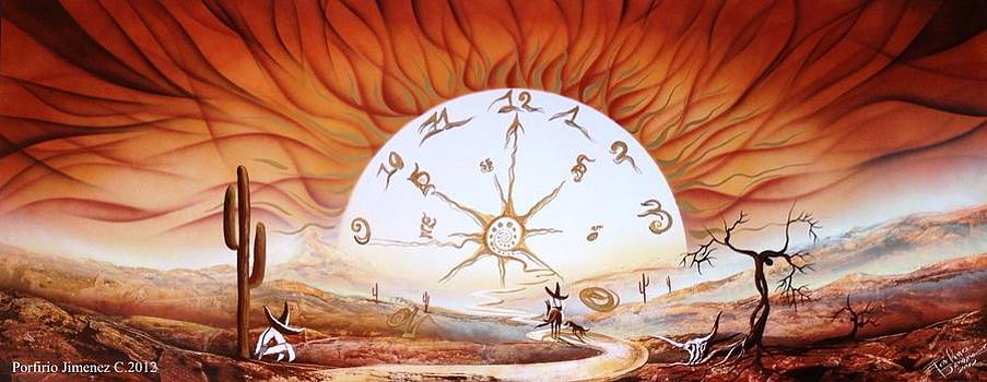 El precioso regalo del tiempo by Porfirio Jimenez