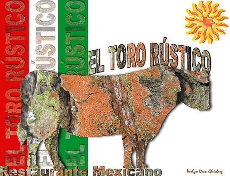 El Toro Rustico by Dean Gleisberg
