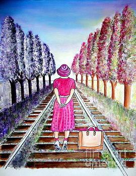 El Tren De La Vida by Carmen Junyent