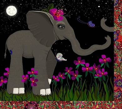 Ela The Elephant by Jenny Sorge