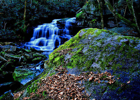 Matthew Winn - Elakala Falls Lower
