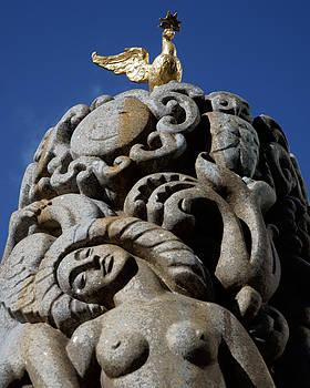 Evgeny Lutsko - Eldhs fountain Stockholm