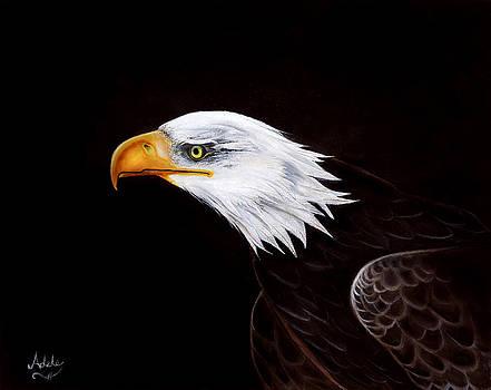 Eleanor the Eagle by Adele Moscaritolo