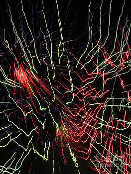 Elecdtric City Fireworks 2013 XI by Daniel Henning