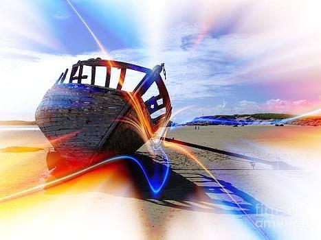 Joe Cashin - Electric Boat