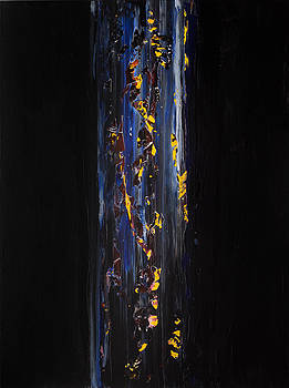 Electric Falls by Robert Horvath