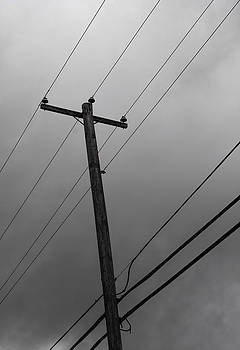 Electric Pole by Julien Boutin