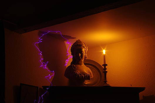 Electric Shadow  by Tom Salt